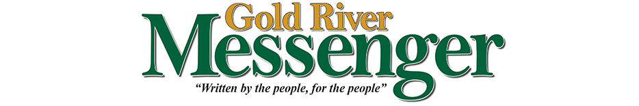 Gold River Messenger Logo
